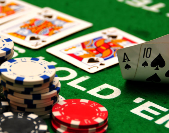 Online Casino Slots Certainly Are A Game Of Opportunity! - Gambling