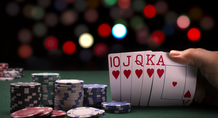 What Is The Meaning Of An Online Gambling Platform?