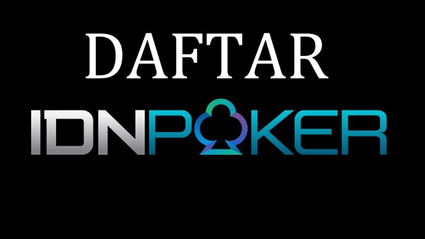 How to register in an IDN poker online gambling site on dragonpoker303?