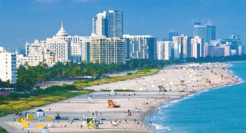 Miami Is A Secret Place For Honeymooners
