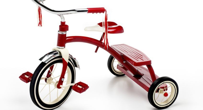 The Famous Kettler Tricycles