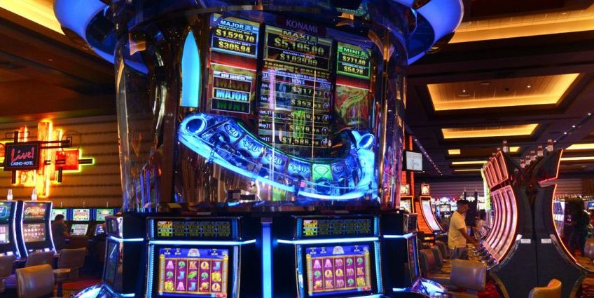 The Low Down On Online Gambling