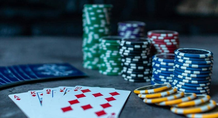 Easy Steps To An efficient Casino Technique