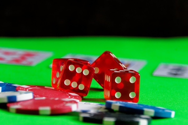 Eight New Age Methods To Gambling