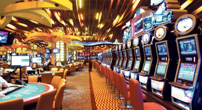 The right way to Win Pals And Influence People with Online Casino